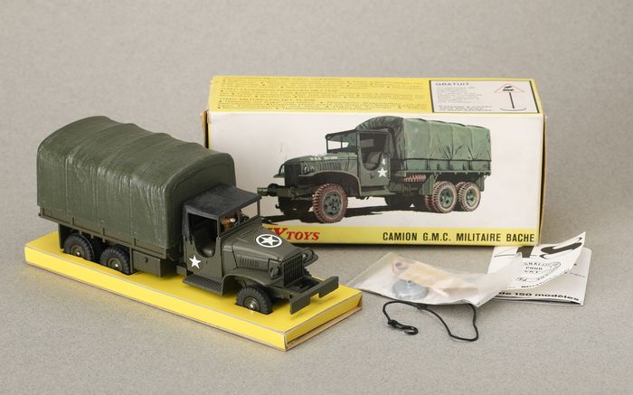 Dinky Toys - 1:43 - Dinky toys CAMION G.M.C. 809