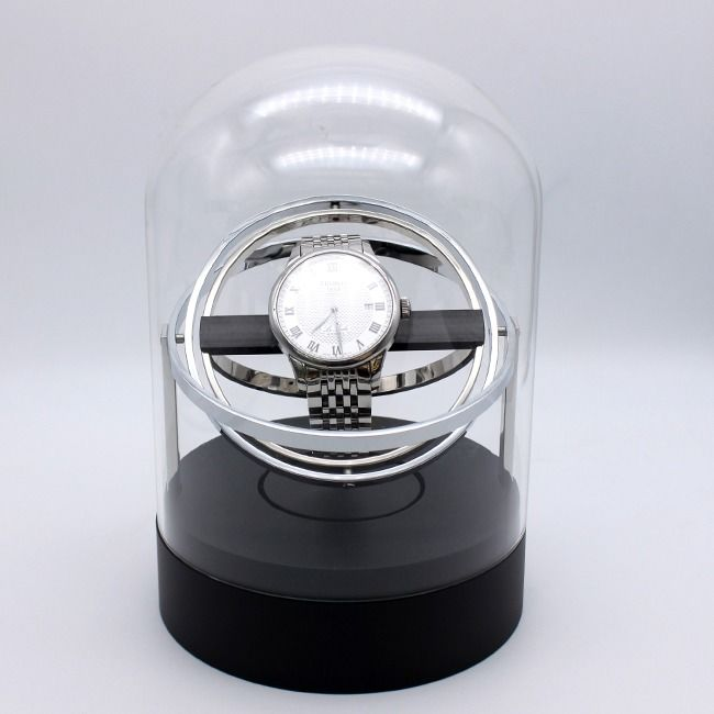 Preview of the first image of Tourbillon Horology - Gyro Winder - 2011-present.