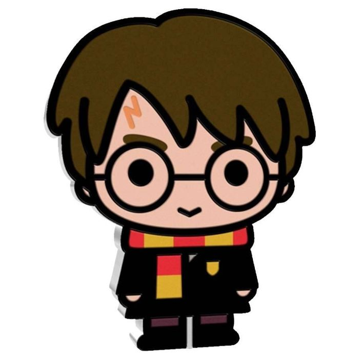 Niue. 2 Dollars 2020 Harry Potter Chibi Coin Collection - 1 oz