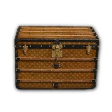 Louis Vuitton - Malle courrier - Malle