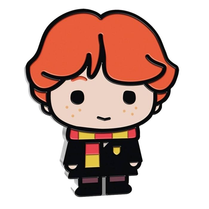 Niue. 2 Dollars 2020 Ron Weasley - Harry Potter - Chibi Coin Collection - 1 oz