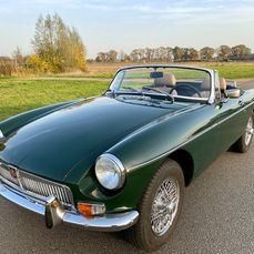MG - B Roadster NO RESERVE - 1974