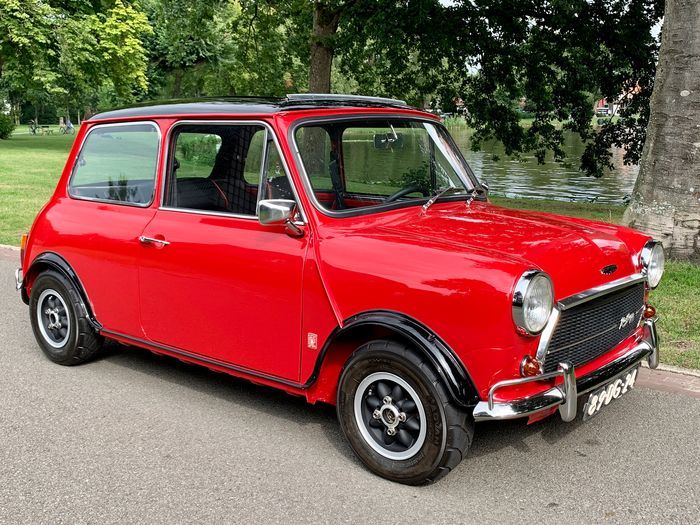 Mini - Innocenti Cooper 1300 Export - 1974