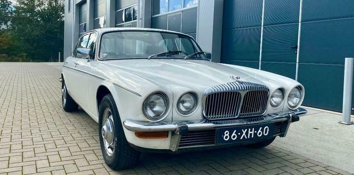 Jaguar - Daimler Sovereign 4.2 - 1978