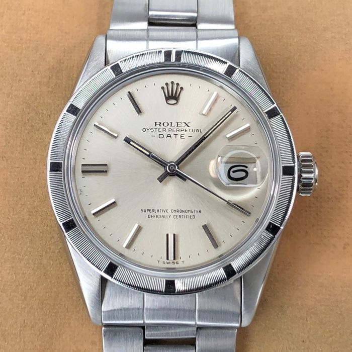 Rolex - Oyster Perpetual Date - 1501 - Unisex - 1973