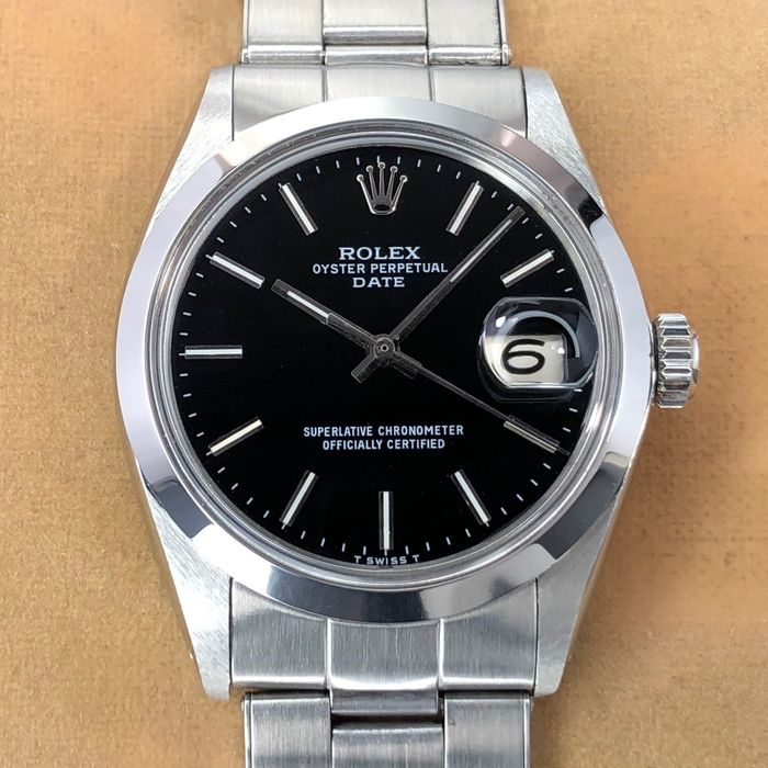 Rolex - Oyster Perpetual Date - 1500 - Unisex - 1969