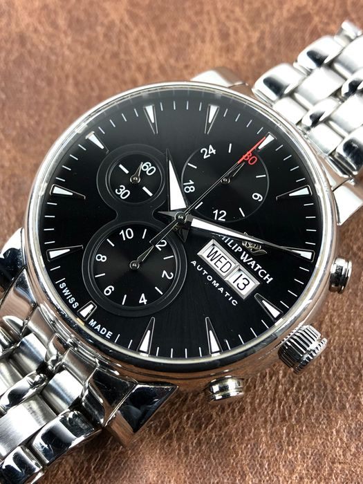 Philip Watch - Wales Chronograph Automatic - Heren - 2011-heden