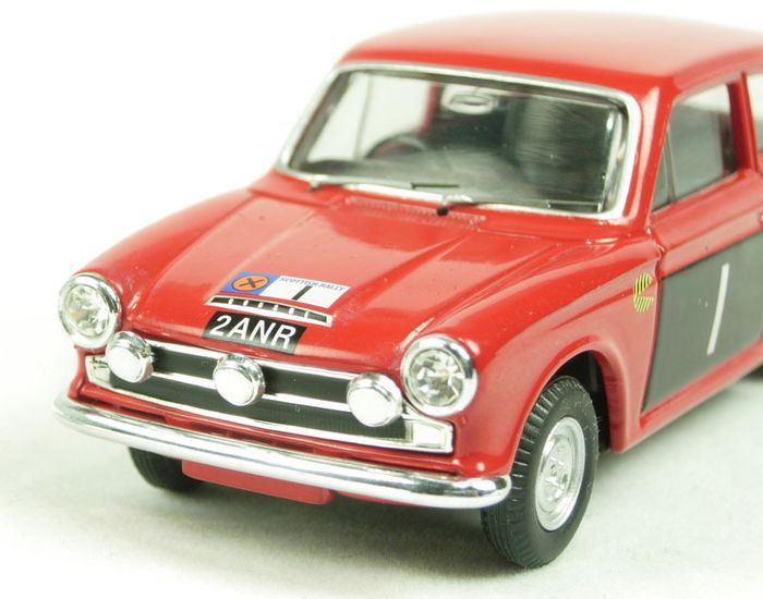 Image 3 of Corgi - 1:43 - Ford Cortina MkI GT #1 Scottish Rally 1965 - Limited Edition of 2,370 pcs. (Individu