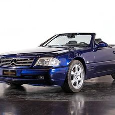 "Mercedes-Benz - SL 500 ""Edition"" - 2000"