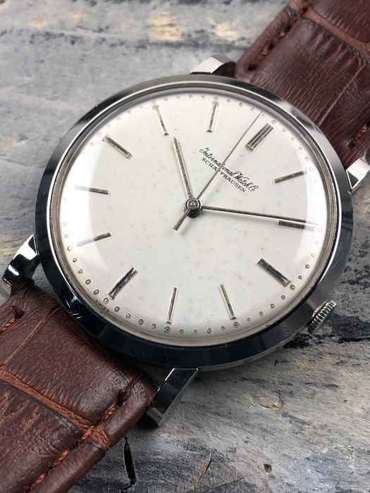 "IWC - Vintage Automatic Caliber 401 - ""NO RESERVE PRICE"" - Heren - 1950-1959"