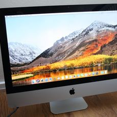 "Apple iMac 21.5"" (Mid 2011) - Intel Quad Core i7 da 2,8 GHz, 16 GB di RAM DDR3, disco rigido da 2 TB - macOS High Sierra"