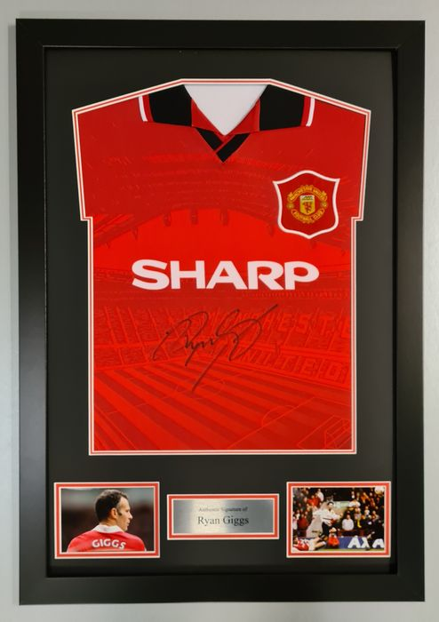 Manchester United - English Premier League - Ryan Giggs - Jersey