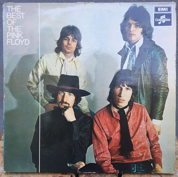 Pink Floyd - The Best Of The Pink Floyd - LP Album - 1970