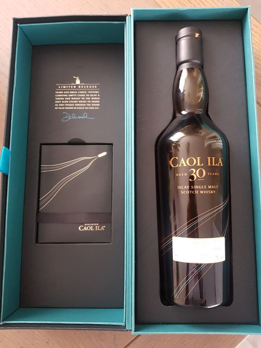 Caol Ila 1983 30 years old - Original bottling - b. 2014 - 700ml