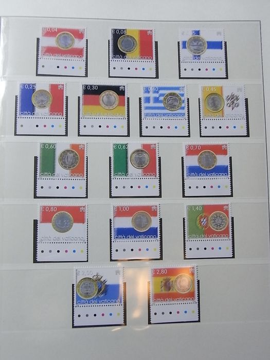 Lot 42868379 - Italian Stamps  -  Catawiki B.V. Weekly auction - Note the closing date of each lot