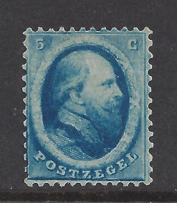 Niederlande 1864 - King Willem III - NVPH 4