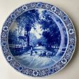 Hollandsk Keramik Auktion (Delftware)