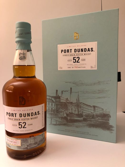 Port Dundas 1965 52 years old - 700ml