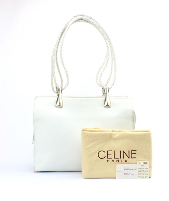 "Céline - Frange ""NO RESERVE PRICE"" - Shoulder bag - Catawiki"