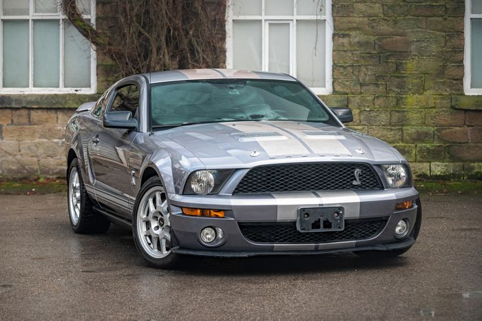 Ford USA - Shelby GT500 - 2007