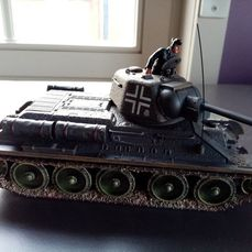 King & Country - Soldier - WS199 - Tank - 1940-1949 - China