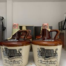 Evan Williams - b. late 1970s early 1980s - 75cl - 2 flessen
