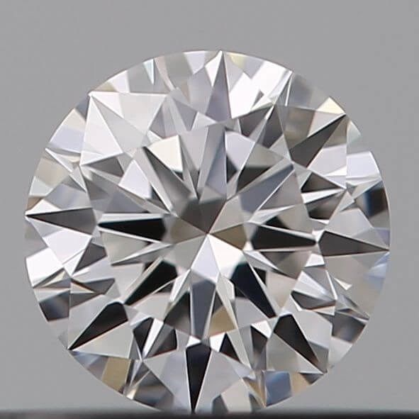 1 pcs Diamant - 0.30 ct - Brillant - D (incolore) - VVS1, ***no reserve***