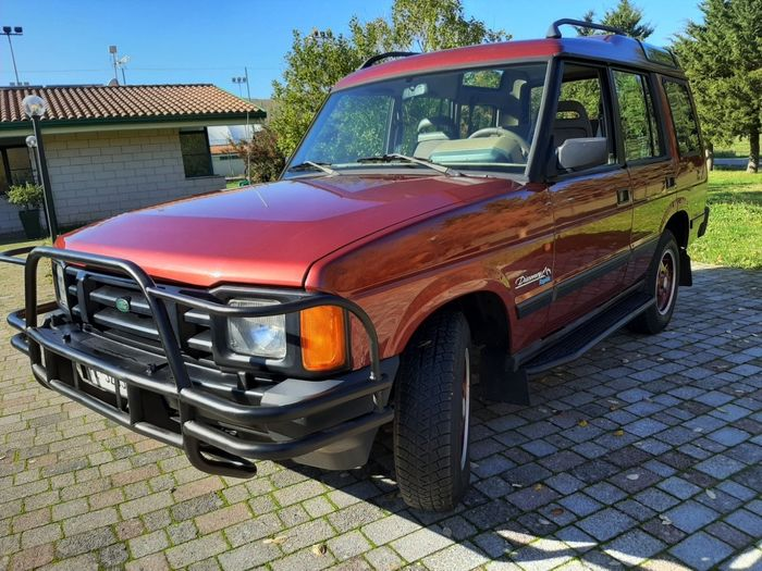 Land Rover - Discovery Rapide V8 3.5 - 1992