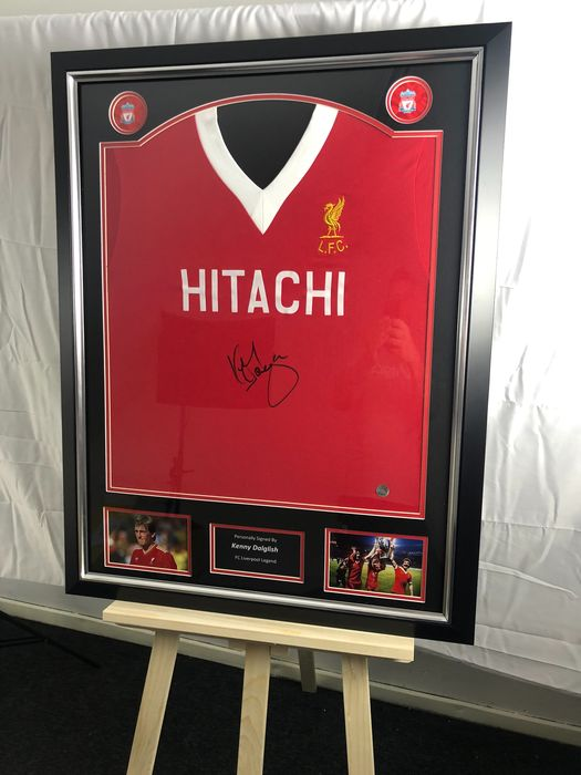 Liverpool - Premier league - Kenny Dalglish - Jersey