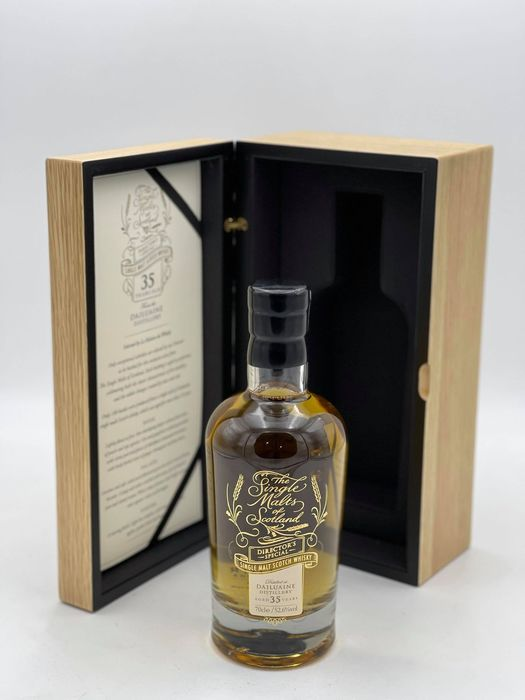 Dailuaine 35 years old Director's Special - The Single Malts of Scotland - 70cl