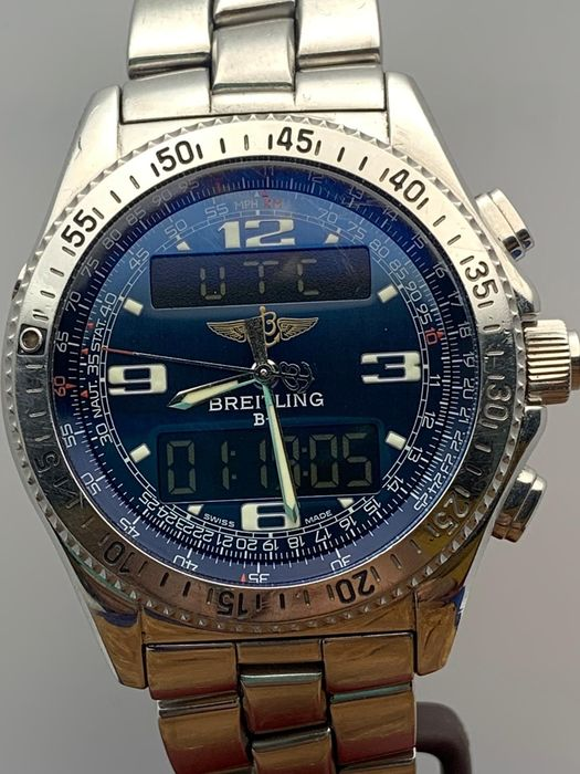 Breitling - B1 - Ref. A68062 - Homme - 1990-1999