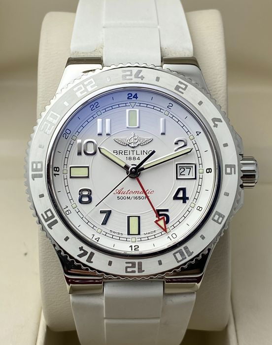 Breitling - SuperOcean GMT - Ref. A32380 - Homme - 2011-aujourd'hui