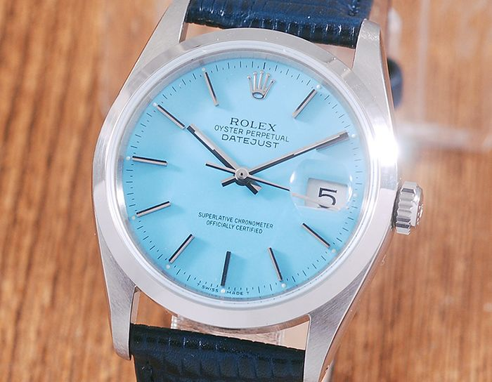 Rolex - Oyster Perpetual DateJust - 16200 - Homme - 1990-1999