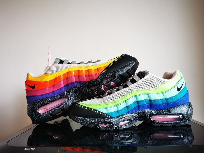 Nike (Limited Edition) - Air Max 95 - Sneakers - Maat: Schoenen / EU 45