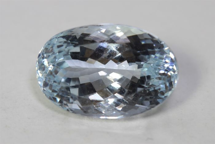 No Reserve Price - Aquamarine - 9.55 ct