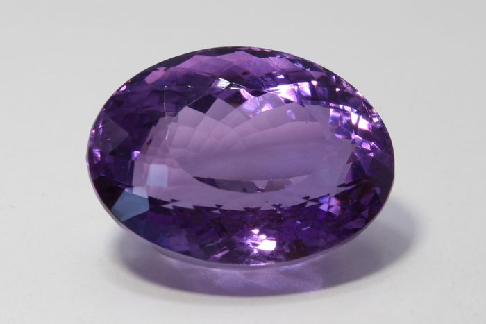 No Reserve Price - Amethyst - 45.38 ct