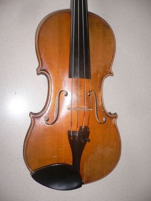 Onbekend - Violin - Germany - 1910
