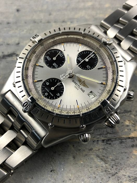 Breitling - Chronomat Chronograph Automatic - A13048 - Heren - 1990-1999