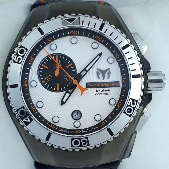 "TechnoMarine - Cruise Chronograph - ""NO RESERVE PRICE"" - 114038 - Hombre - 2011 - actualidad"