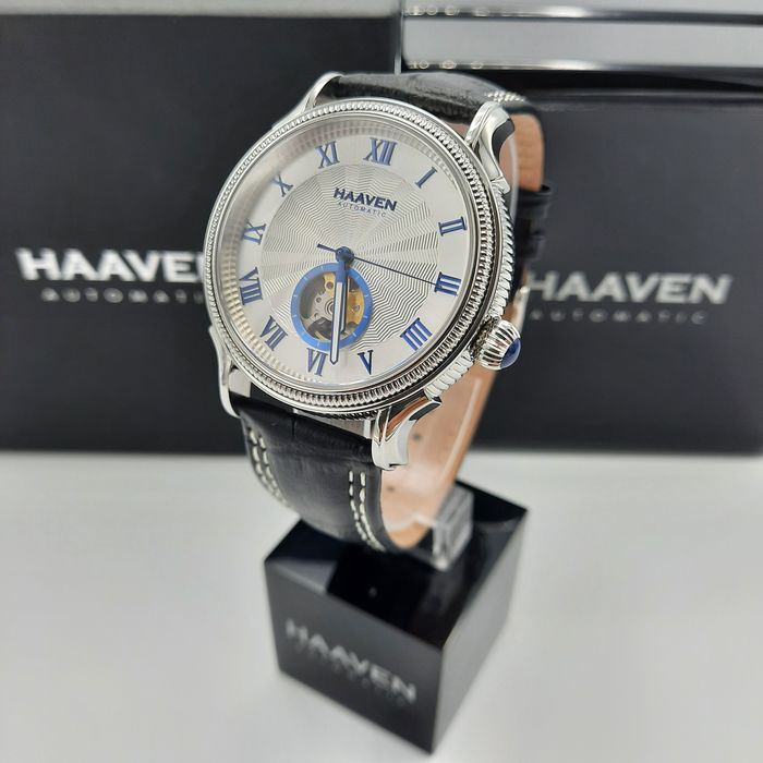 Preview of the first image of Haaven Automatic - 9320-01 - Men - 2011-present.