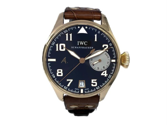 IWC - Big Pilot Saint Exupery Rose Gold Limited Edition - IW500421 - Homme - 2011-aujourd'hui