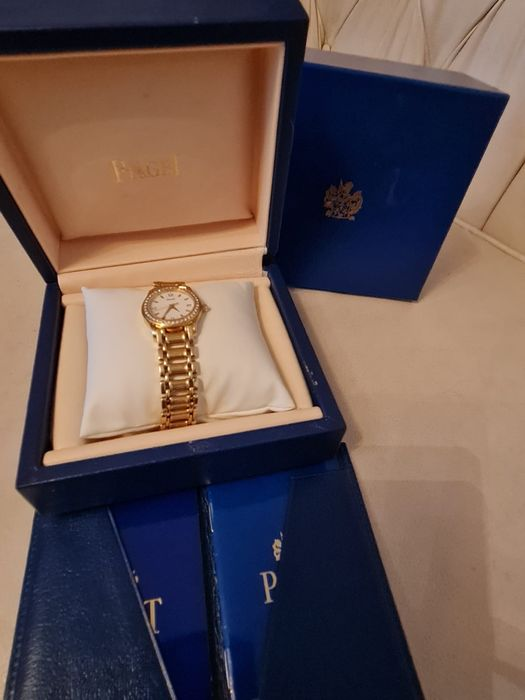 Piaget - Polo Ladies Diamond Set 22005 M 501D - 660285 - Dames - 2000-2010
