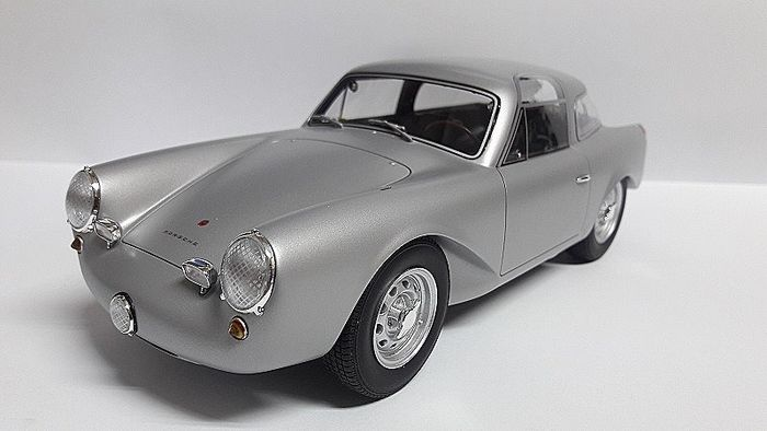 BOS Best of Show - 1:18 - Porsche Glöckler 356 Coupé 1954 - Limited 1000 pcs in original packaging