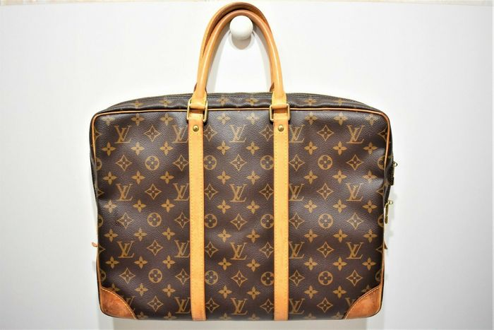 Louis Vuitton - Porte Document - Bolso de mano