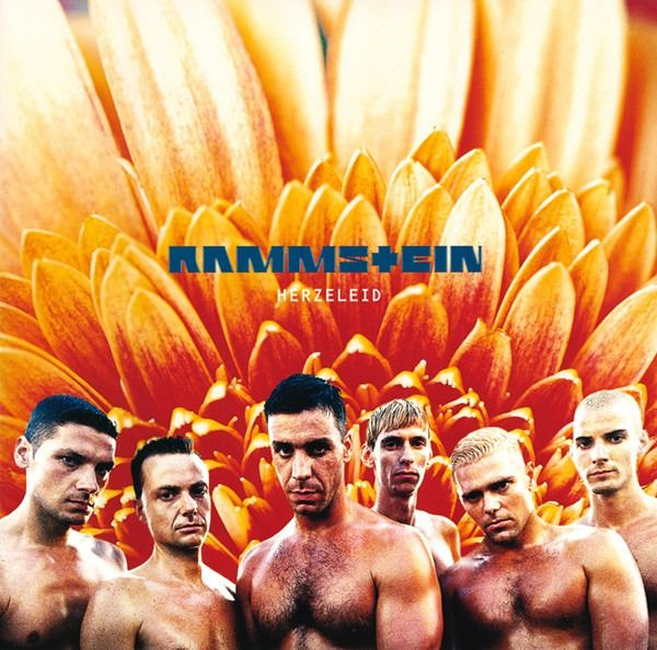 Rammstein - All studio albums (7 X 2LP) + Live in Paris (Box : 4LP + Blu-ray + 2CD) - Titoli vari - Album 2xLP (doppio), Cofanetto, Edizione Deluxe - 2017/2019