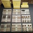 Silver Plated Cutlery Set Auction