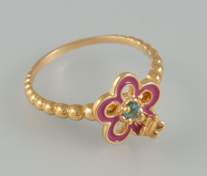 Tous - 18 kt Gelbgold - Ring
