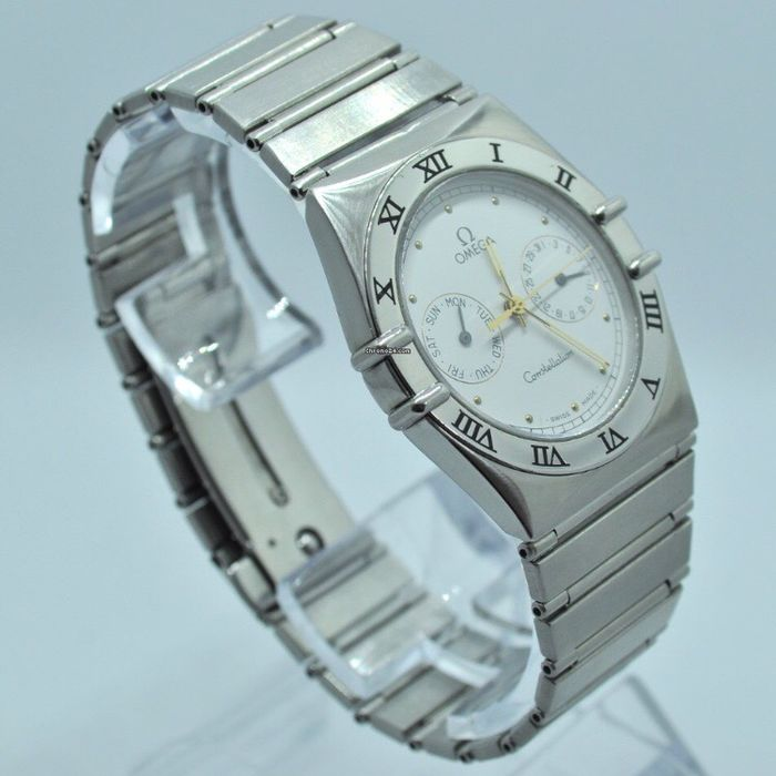 "Omega - Constellation - ""NO RESERVE PRICE"" - Heren - 1990-1999"