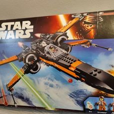 LEGO - Star Wars - 75102 - Spaceship Poe's X-Wing Fighter - 2000-present - France