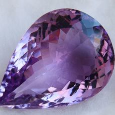 Amethyst, No Reserve Price - 29.16 ct